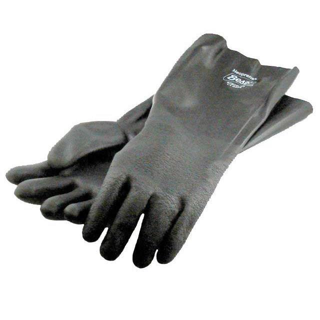 Keg And Draft Supplies - Brewers Gloves - Black