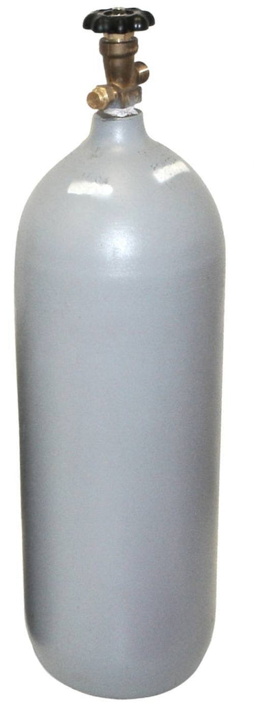 Keg And Draft Supplies - CO2 Tank, 10 Lb, Reconditioned
