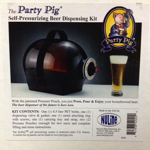 Party Pig Beer Dispensing Keg