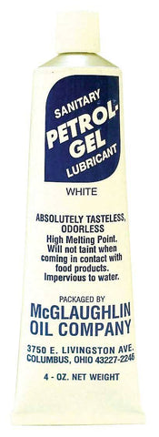Petrol Gel (Keg Lube) 4 oz