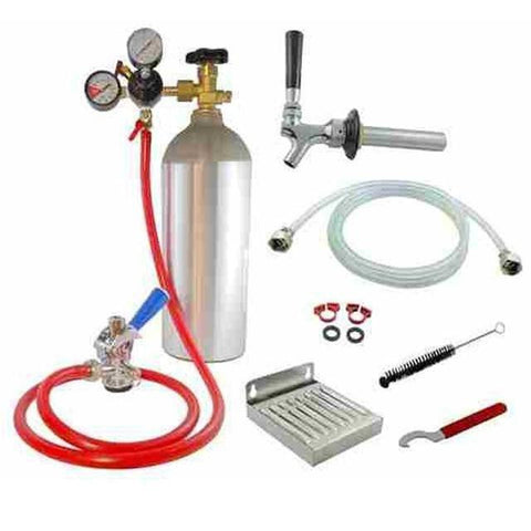 Refrigerator Conversion Kit - Homebrew Kegs
