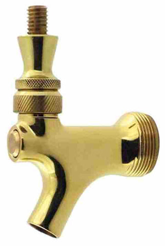 Standard Faucet - Polished Brass