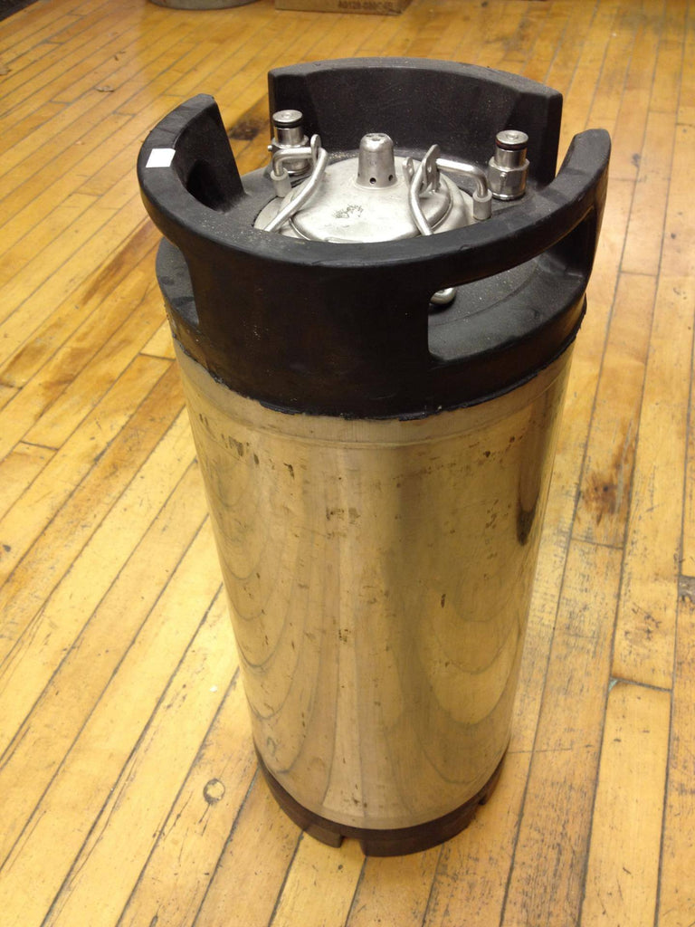 Keg And Draft Supplies - Used 5 Gallon Pin Lock Keg (Corny)