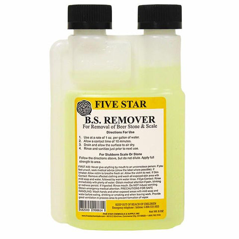 Beer Stone Remover 8 oz (Five Star Chemicals)
