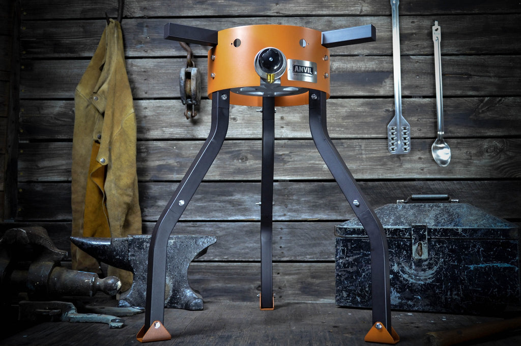 Kettles And All-Grain Equipment - Anvil Burner Stand Leg Extensions