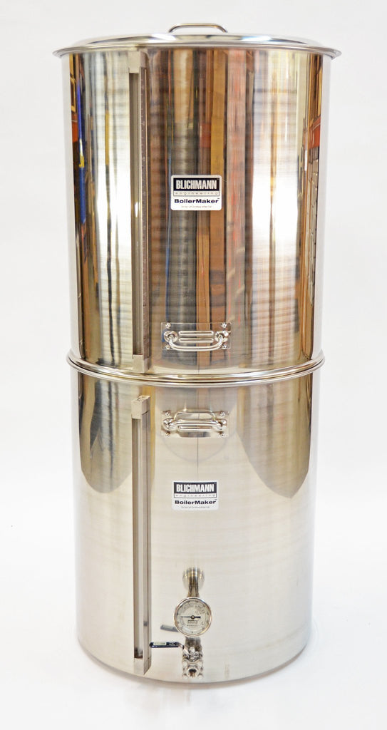 Kettles And All-Grain Equipment - Blichmann 2 BBL Extension For 55 Gallon BoilerMaker Kettle