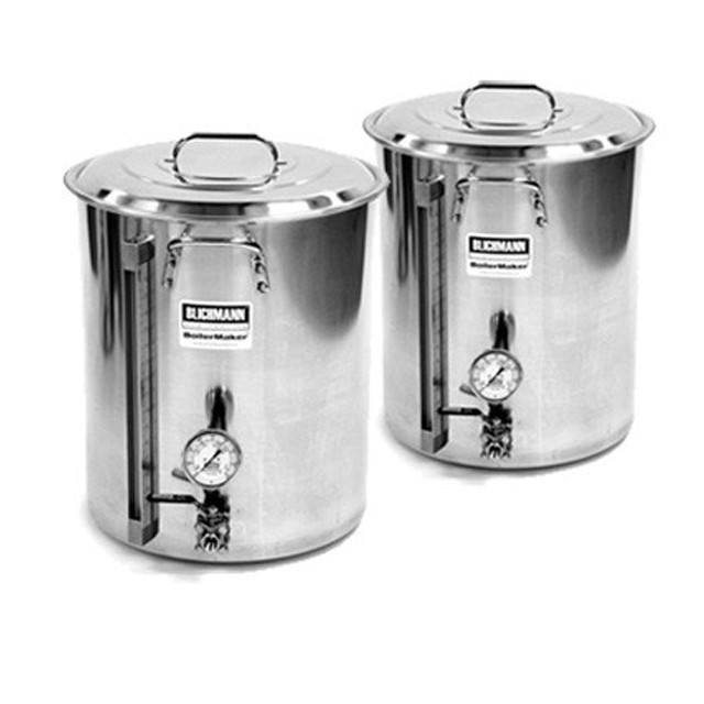 Kettles And All-Grain Equipment - Blichmann BoilerMaker Kettles - Cosmetic Defects