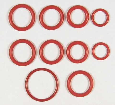 Kettles And All-Grain Equipment - Blichmann Replacement O-Rings - Bag Of 25 - New Grip Style Nut