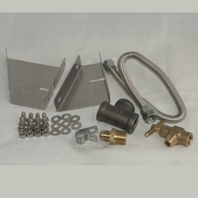 Kettles And All-Grain Equipment - Blichmann TopTier Burner Installation Kit