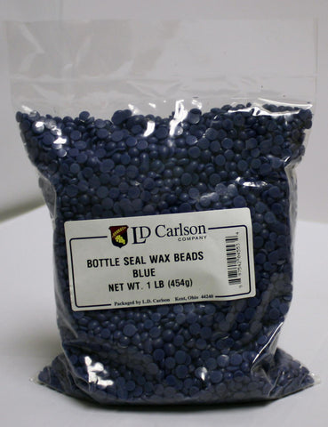 Bottle Wax, Blue 1 lb