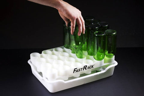 FastRack Bottle Drying Kit for Beer Bottles