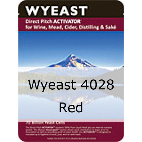 Wyeast 4028 Red