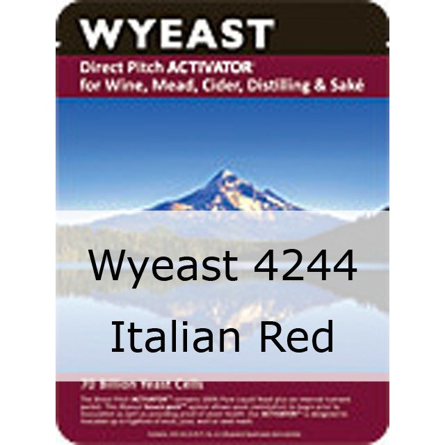Liquid Wine Yeast - Wyeast 4244 Italian Red