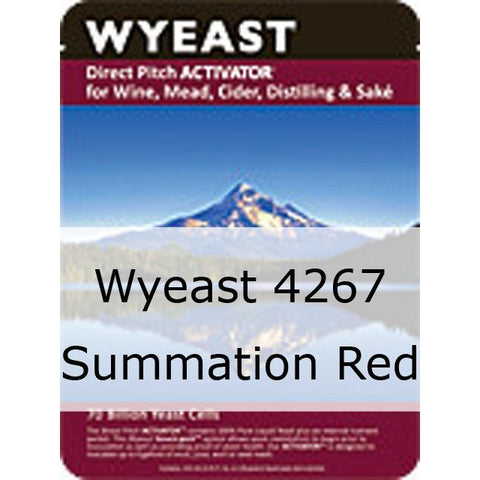 Wyeast 4267 Summation Red