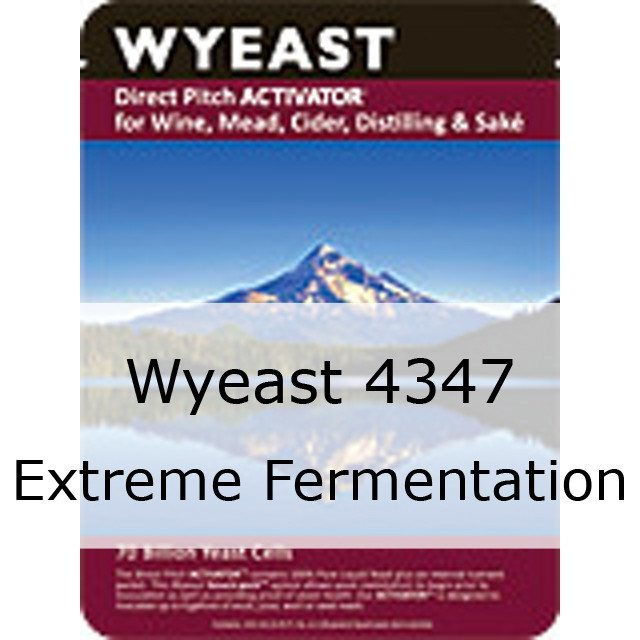 Liquid Wine Yeast - Wyeast 4347 Extreme Fermentation