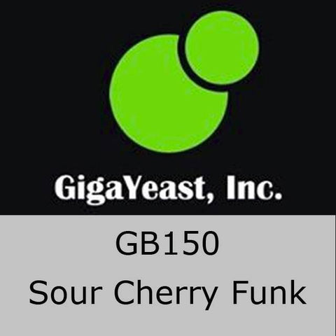 GigaYeast GB150 Sour Cherry Funk