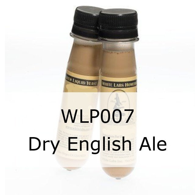 Liquid Yeast - WLP007 White Labs Dry English Ale