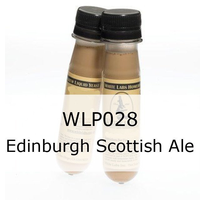 Liquid Yeast - WLP028 White Labs Edinburgh Scottish Ale