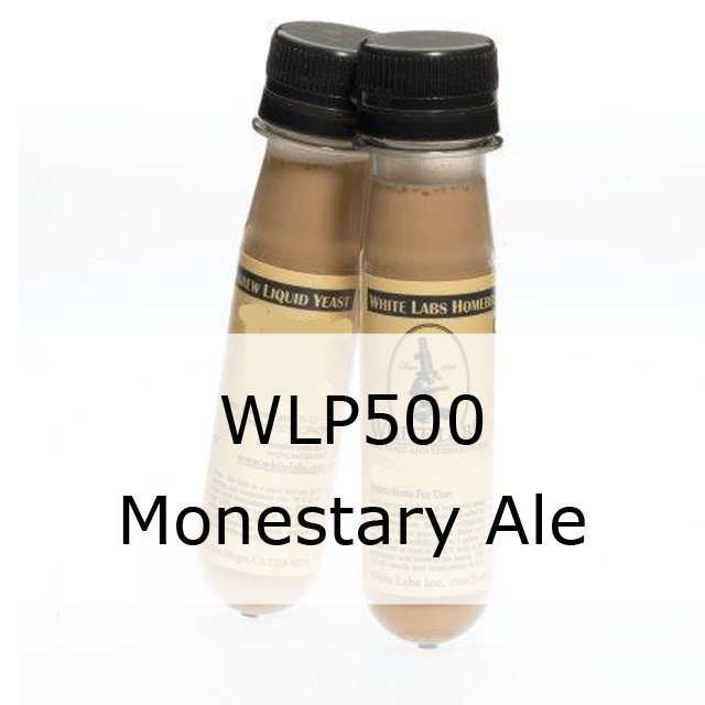 Liquid Yeast - WLP500 White Labs Monestary Ale