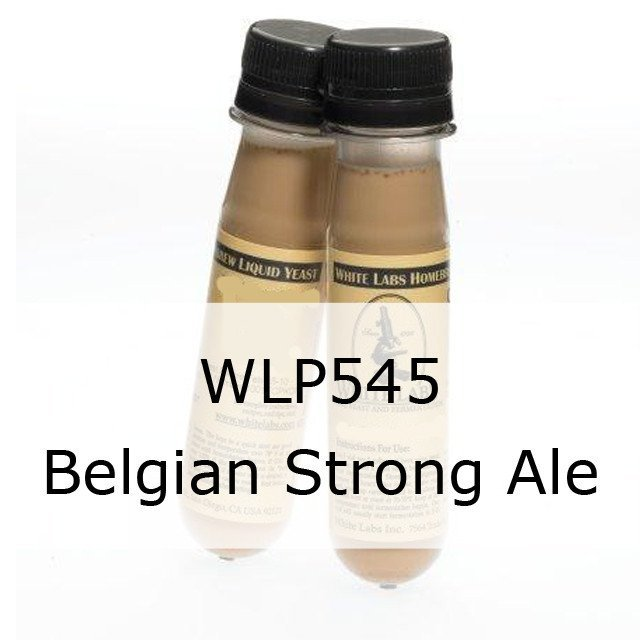 Liquid Yeast - WLP545 White Labs Belgian Strong Ale