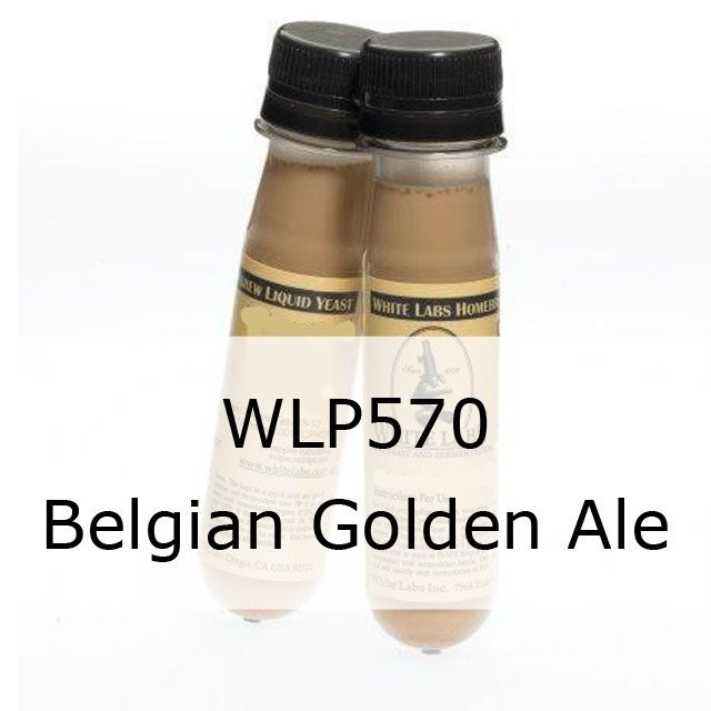 Liquid Yeast - WLP570 White Labs Belgian Golden Ale