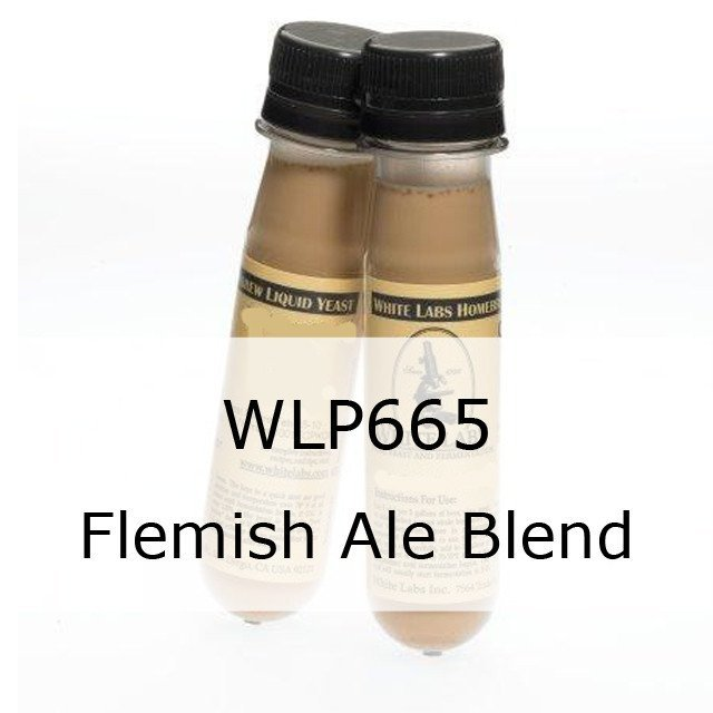 Liquid Yeast - WLP665 White Labs Flemish Ale Blend