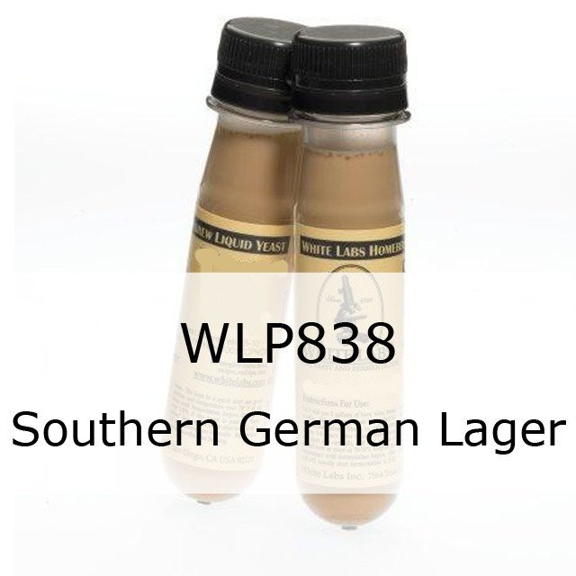 Liquid Yeast - WLP838 White Labs Southern German Lager Liquid Yeast