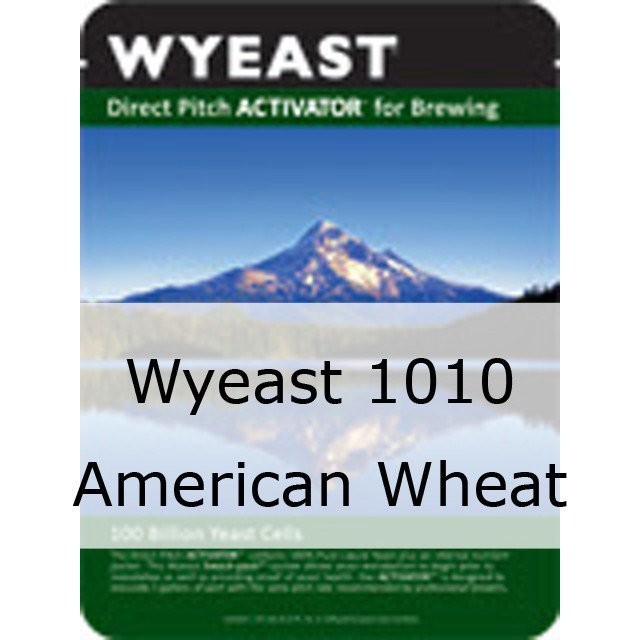 Liquid Yeast - Wyeast 1010 American Wheat