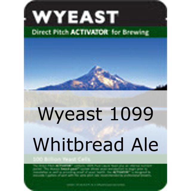 Liquid Yeast - Wyeast 1099 Whitbread Ale