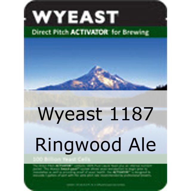 Liquid Yeast - Wyeast 1187 Ringwood Ale