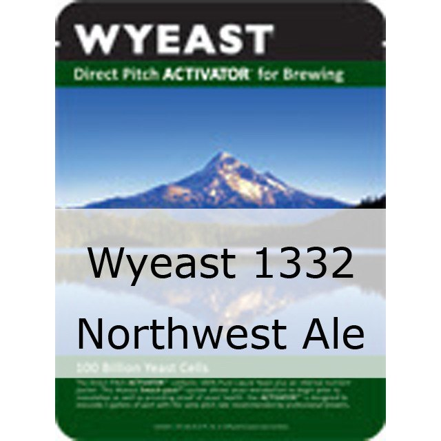 Liquid Yeast - Wyeast 1332 Northwest Ale