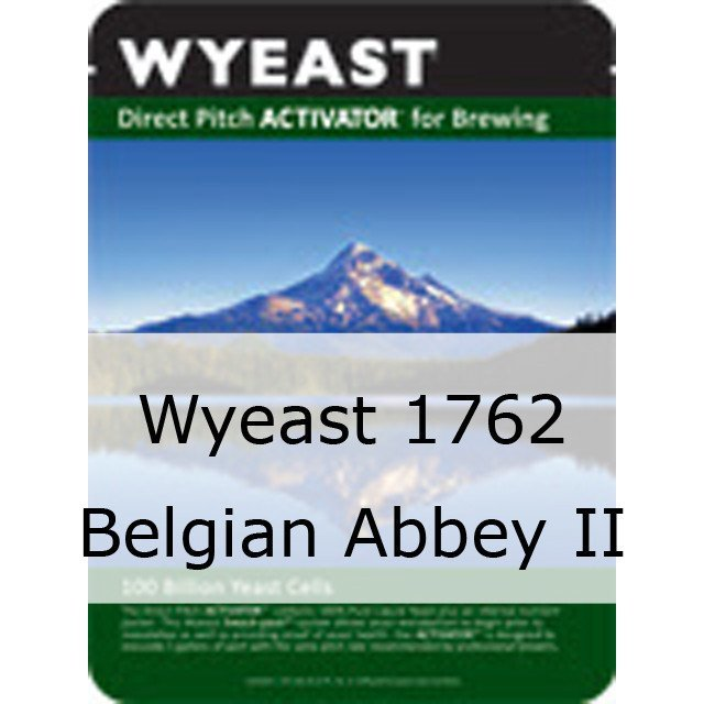 Liquid Yeast - Wyeast 1762 Belgian Abbey II