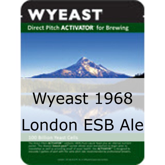Liquid Yeast - Wyeast 1968 London ESB Ale