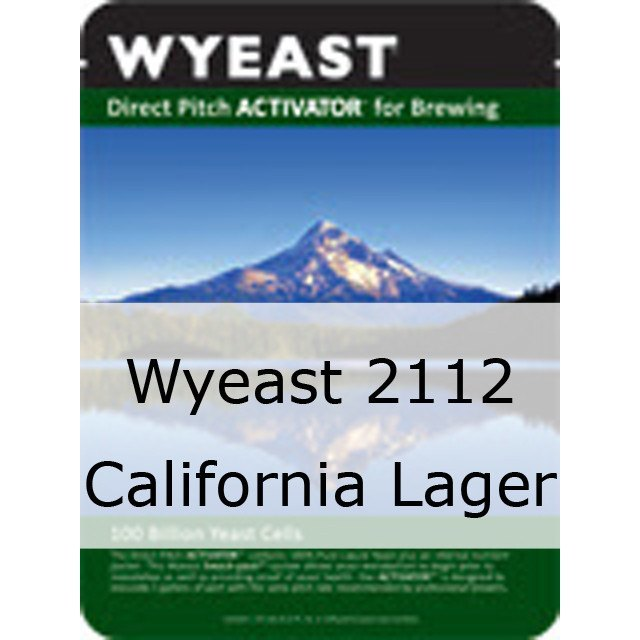 Liquid Yeast - Wyeast 2112 California Lager