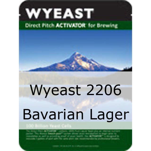 Liquid Yeast - Wyeast 2206 Bavarian Lager