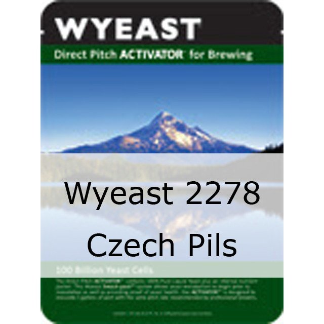 Liquid Yeast - Wyeast 2278 Czech Pils