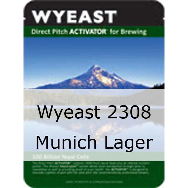 Liquid Yeast - Wyeast 2308 Munich Lager