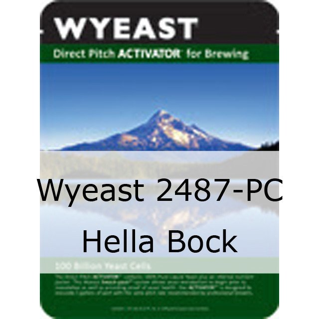 Liquid Yeast - Wyeast 2487-PC Hella Bock