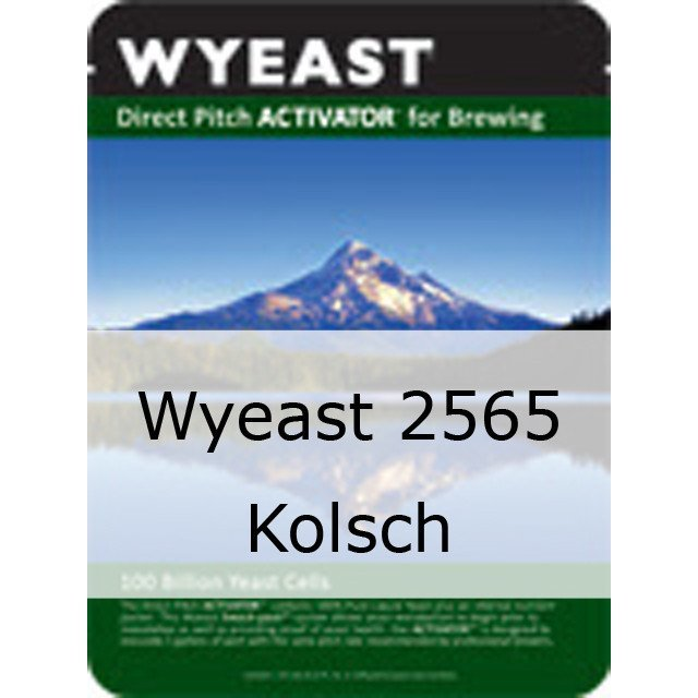 Liquid Yeast - Wyeast 2565 Kolsch