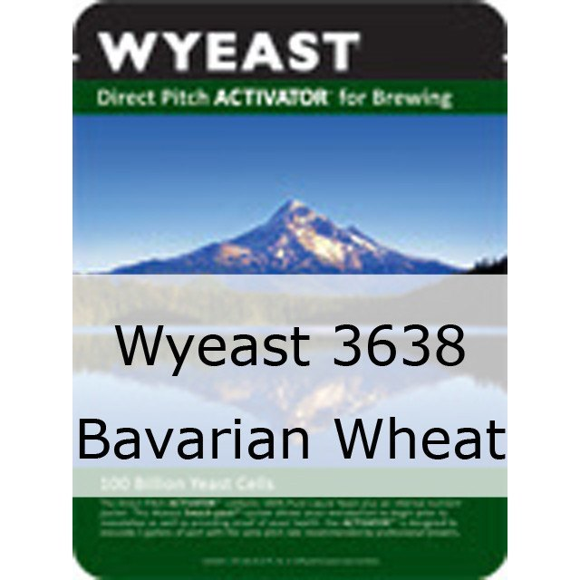 Liquid Yeast - Wyeast 3638 Bavarian Wheat