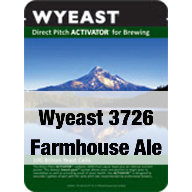 Liquid Yeast - Wyeast 3726 Farmhouse Ale