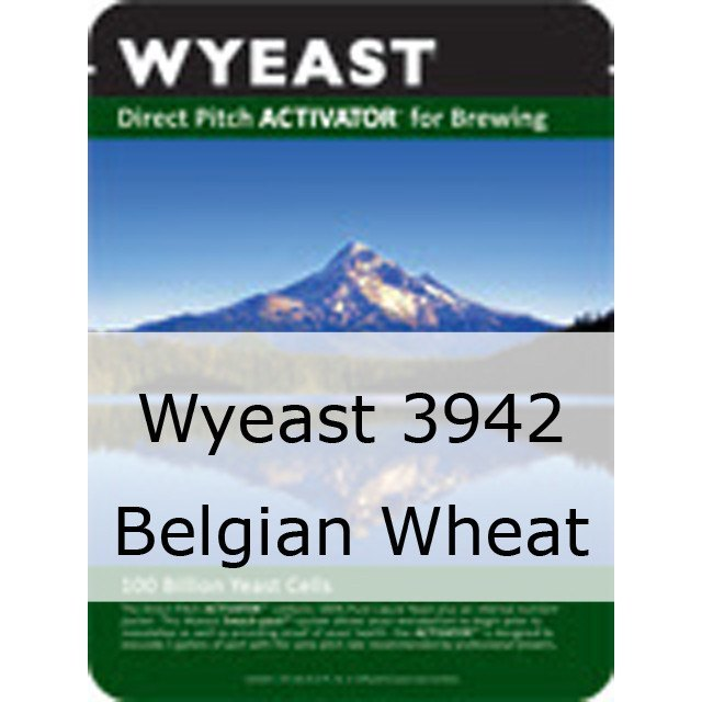 Liquid Yeast - Wyeast 3942 Belgian Wheat