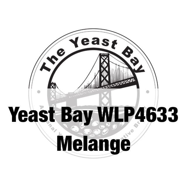 Liquid Yeast - Yeast Bay WLP4633 Melange Sour Blend
