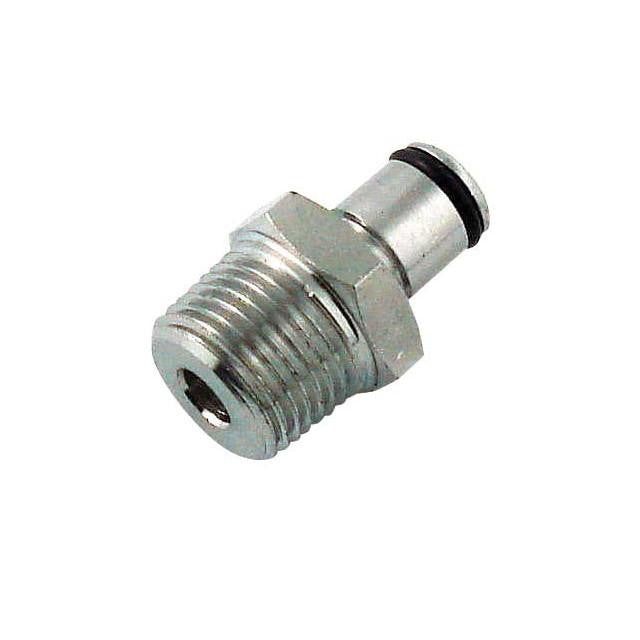 "Miscellaneous Equipment - Disconnect Stainless Male 3/8"" MPT"