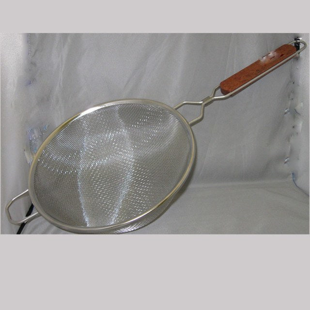 "Miscellaneous Equipment - Strainer, 10"", Double Mesh Stainless Steel"