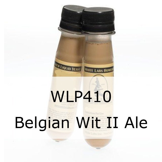 None - WLP410 White Labs Belgian Wit II Ale