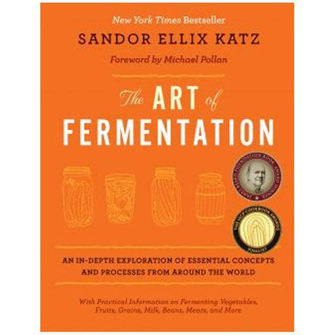 Art of Fermentation by Katz