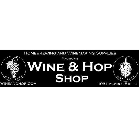 Bumper Sticker - Wine and Hop Shop