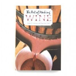 Wine Books - Art Of Making Wine