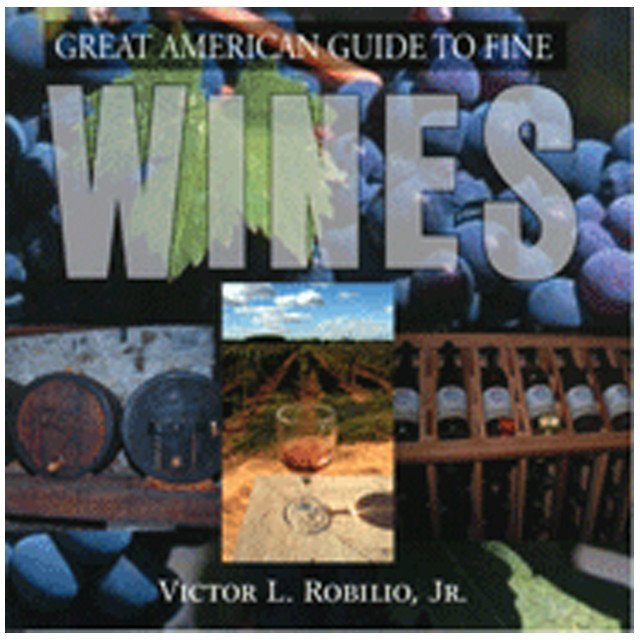 Wine Books - Great American Guide To Fine Wines
